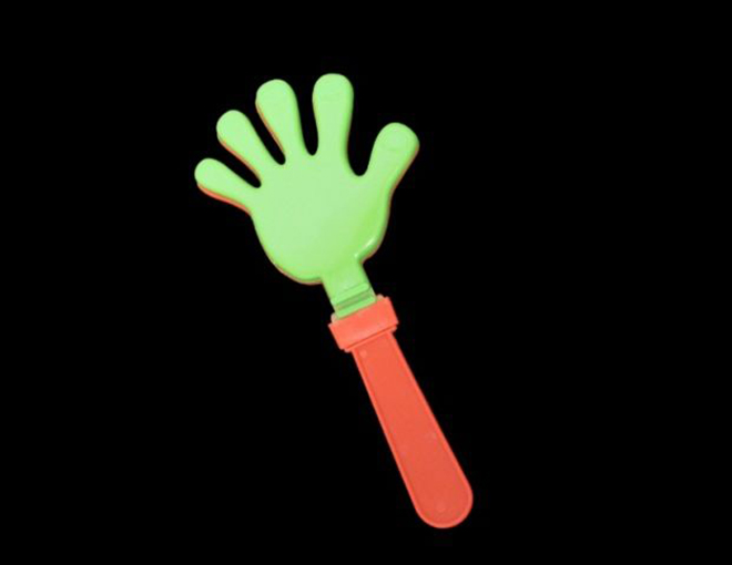 BIG Party PVC Hand Clapper HC-495