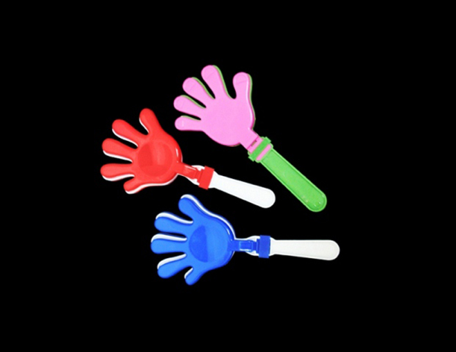HC-485 - Mini Hand Clappers