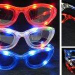JS-1244 - Flashing Eye Glasses