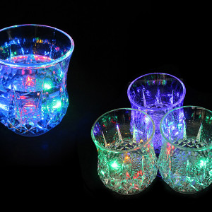 Rainbow Flashing Cup -LED-1269